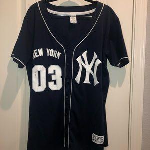 Victoria's Secret PINK Yankees Jersey